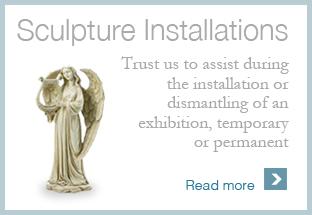 Sculpture Installations