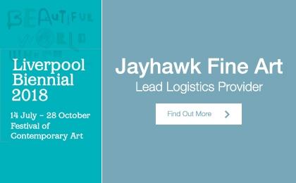 Liverpool Biennial Lead Logistics Provider