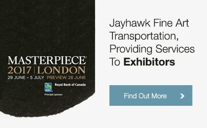 Masterpiece London | Jayhawk Fine Art