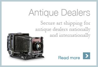 Fine Art Transportation for Antiques