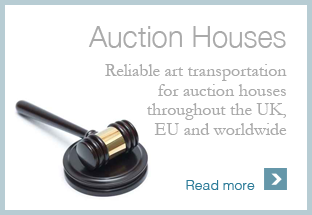 Art Transportation for Auction Houses