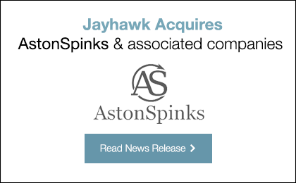Jayhawk acquires AstonSpinks