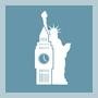 London to New York Transportation icon